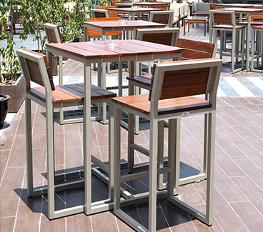 Spruce Up Your Outdoor Space With Our High Quality And Durable Bar Tables  That Are The Ideal Solution For Hotels, Restaurants, Bars, Pubs And More.