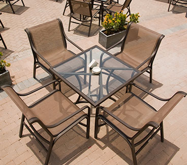 Outdoor Furniture Intermetal Furniture Manufacturing