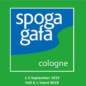 SPOGA + GAFA 2019 <br/> September 1-3, 2019 <br/> Hall 6.1 Stand B028 <br/> Cologne, Germany