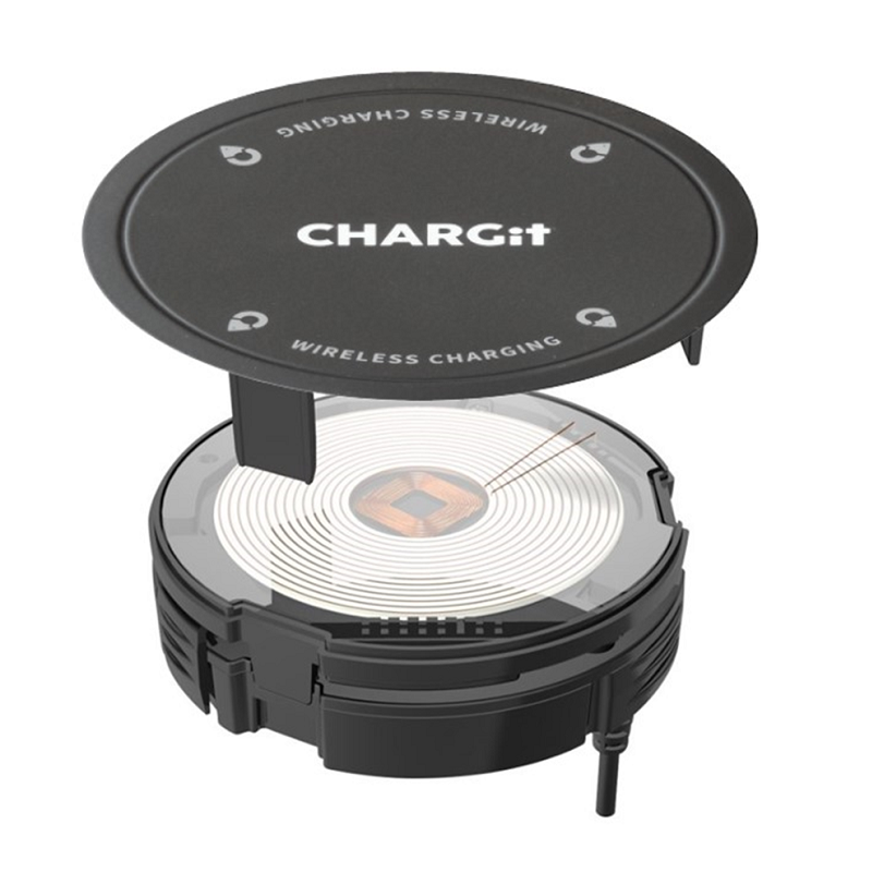 Fully Integrated into Furniture Charger